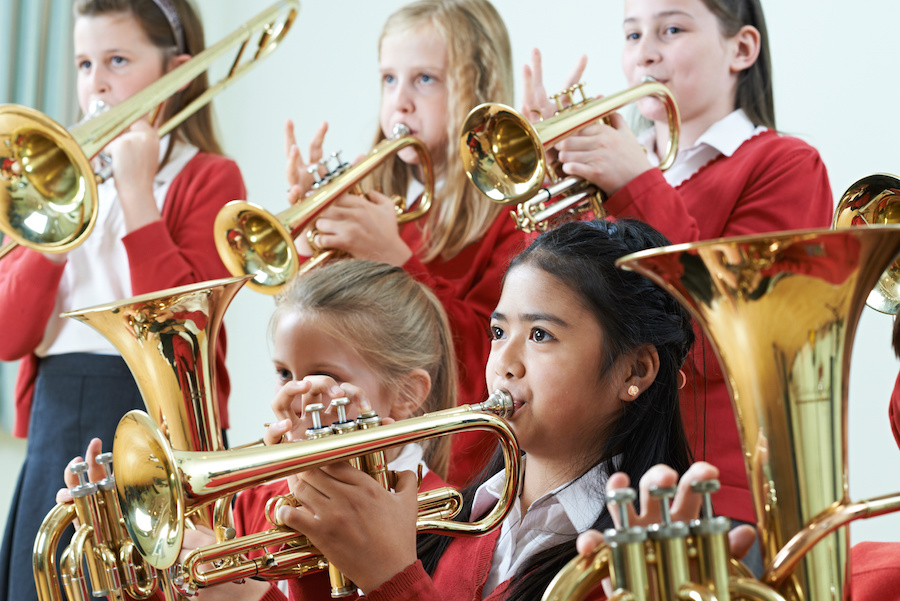 Music Fundraising Events in Schools